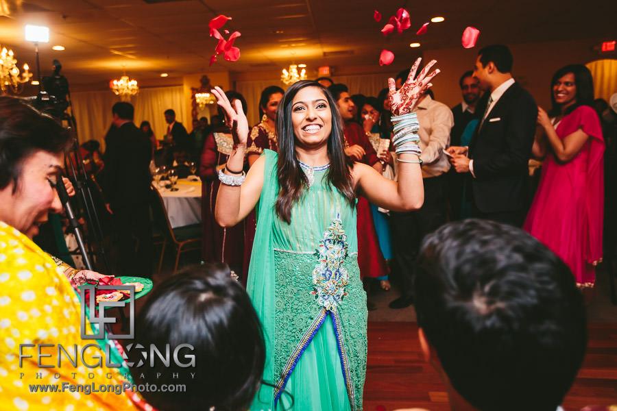 Atlanta Ismaili Indian Wedding - Pithi Garba Night