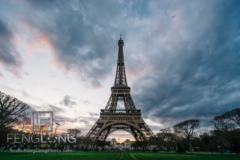 Paris PreWedding Photo Vacation 2016