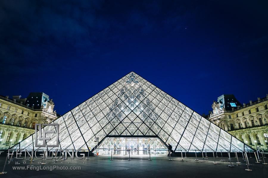 Lourve Paris PreWedding Photo Vacation 2016