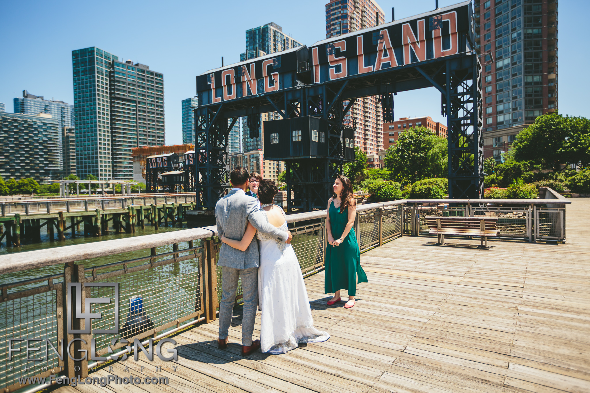 Long Island City Civil Ceremony Indian Wedding