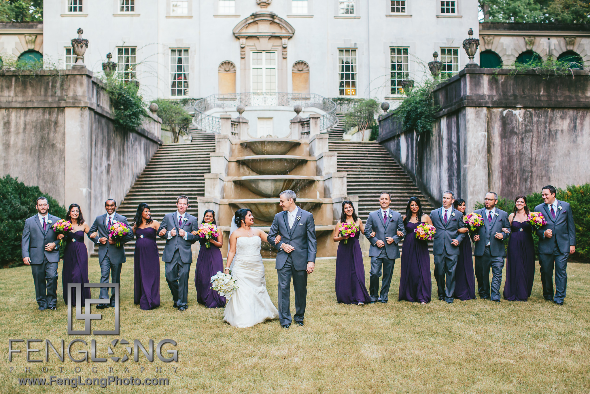 ... Atlanta Swan House Fusion Indian Wedding 4033 ...