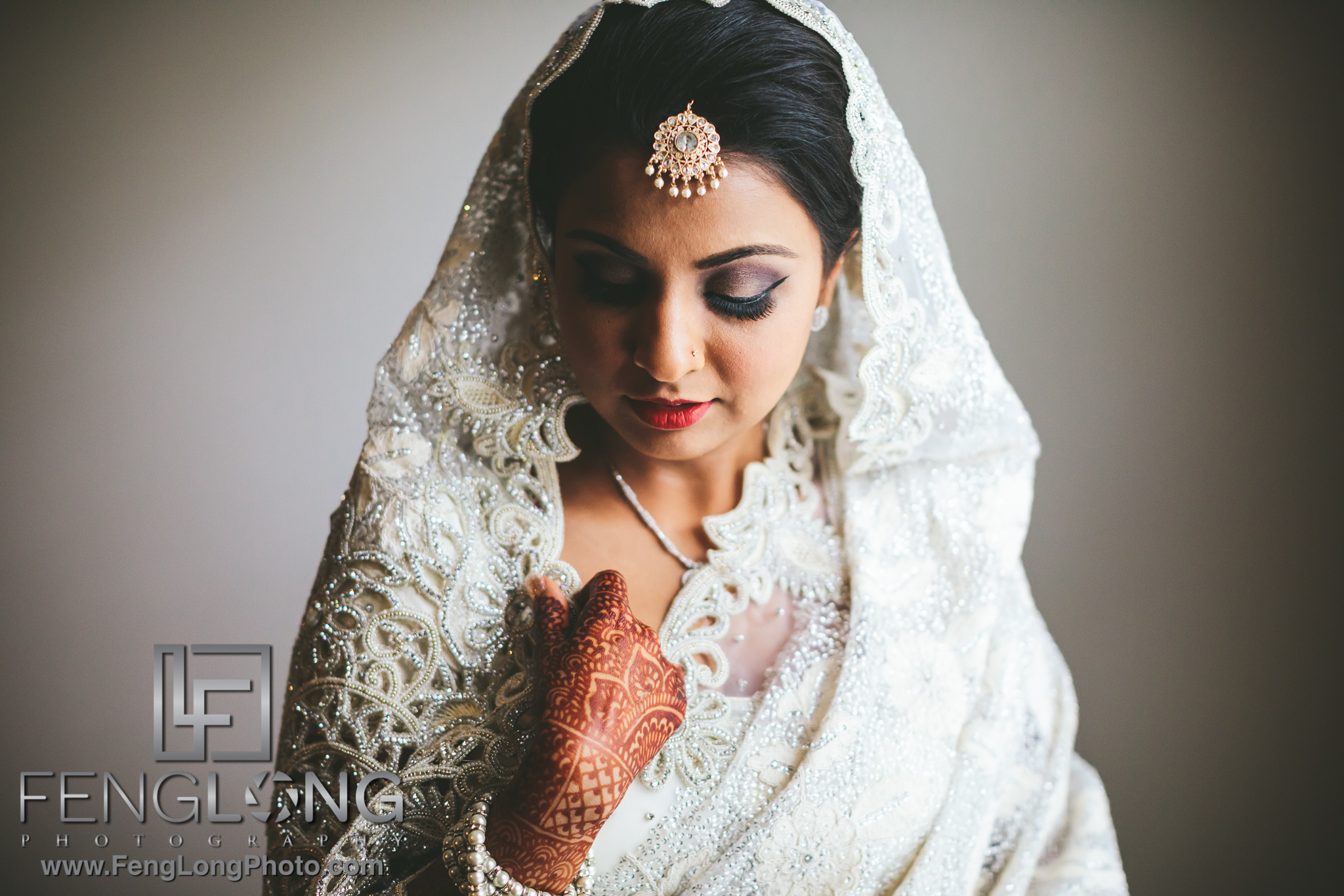 Indian Bride with Canon 5D Mark IV