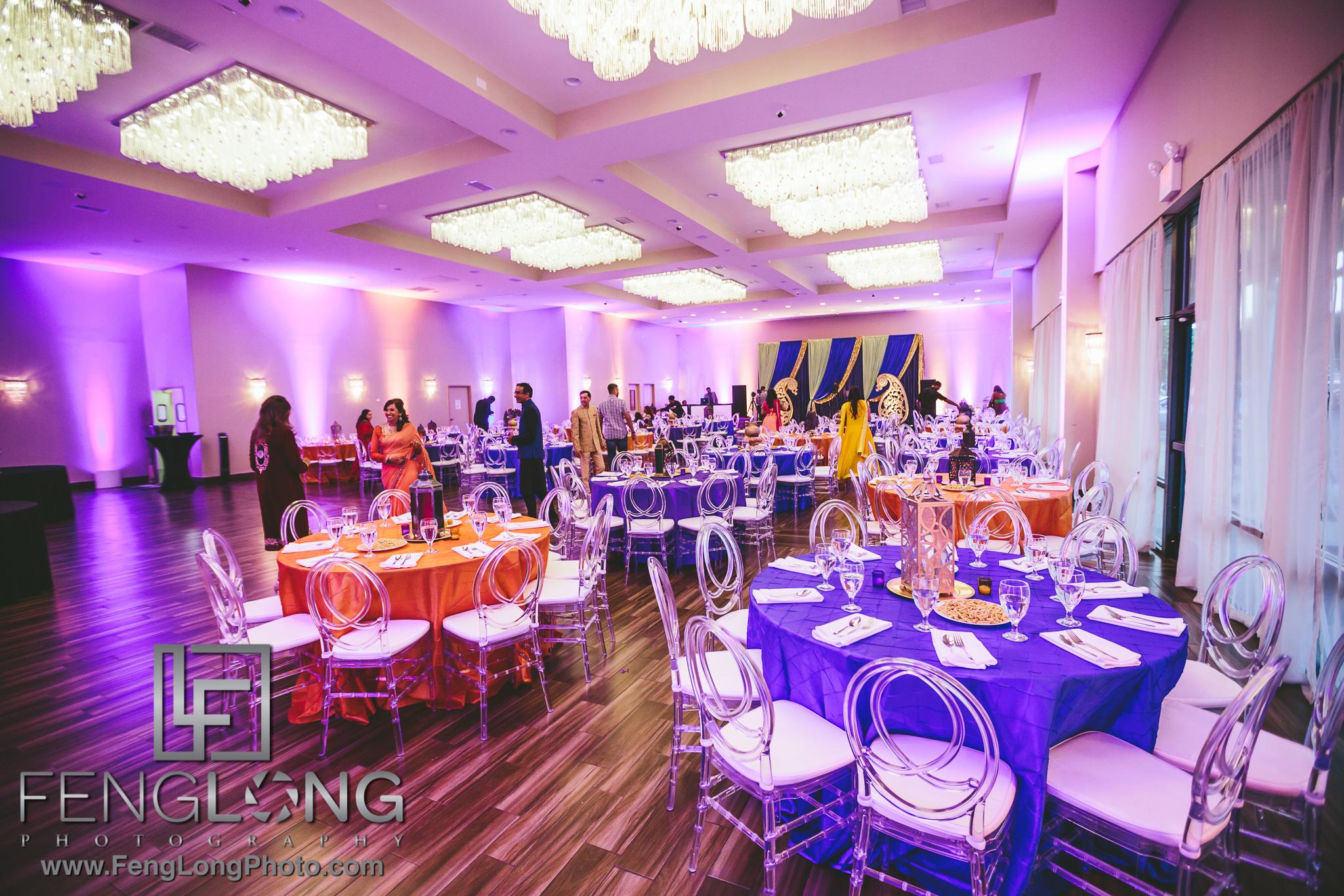 Sarah & Aziz | Atlanta Indian Wedding at Opal Event Hall & Crowne ...