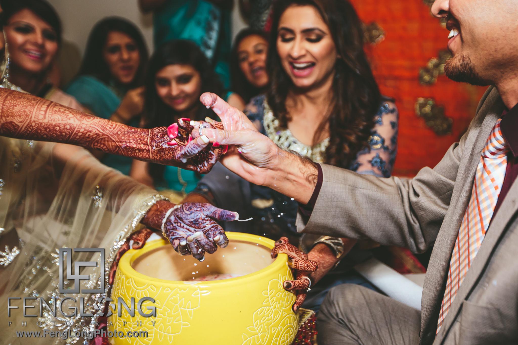 Atlanta Ismaili Indian Wedding Nikkah at Sonesta Gwinnett Place