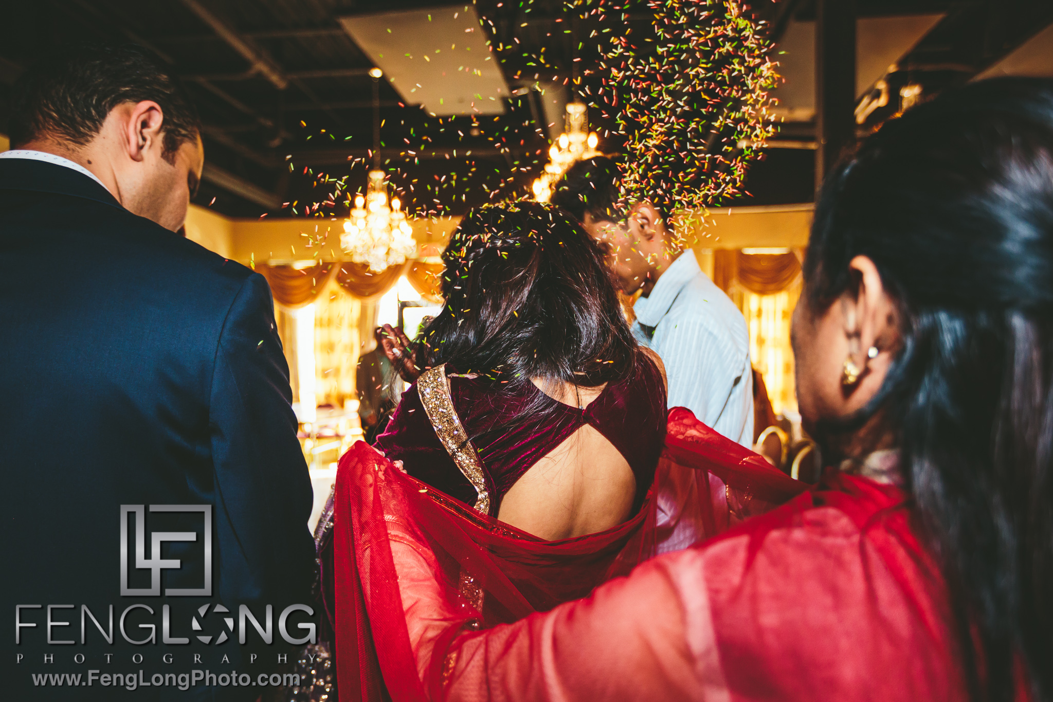 Atlanta Ismaili Indian Wedding Satada
