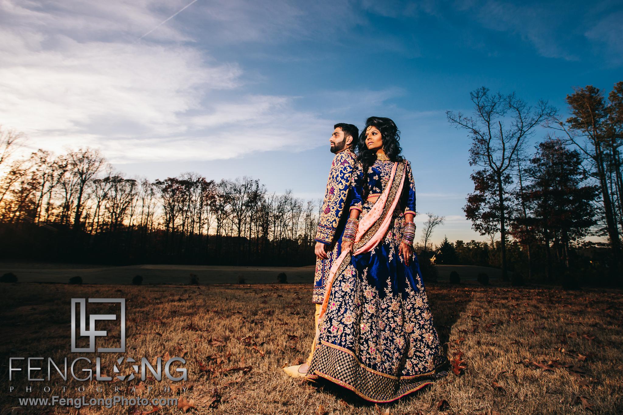 Pakistani Muslim Wedding Photography in Atlanta