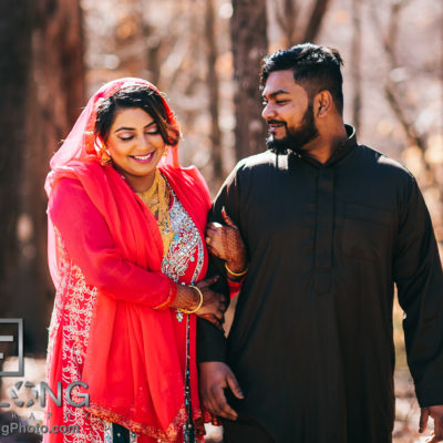 Farah & Abul Nikkah in Atlanta Georgia