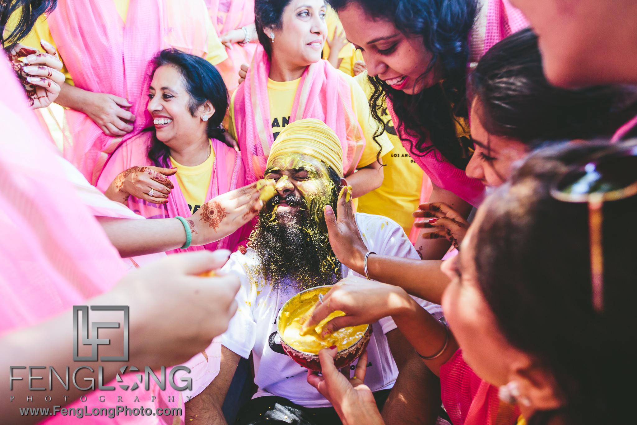 Rimmy & Karandeep   California Sikh Indian Wedding at Khalsa Care ...