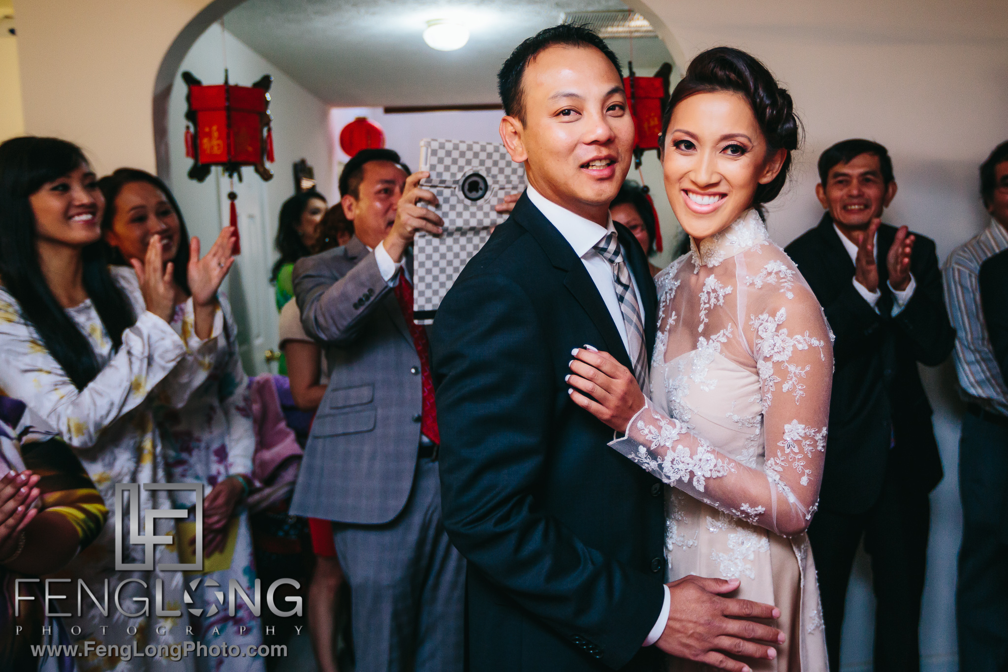 Pictures of vietnamese wedding