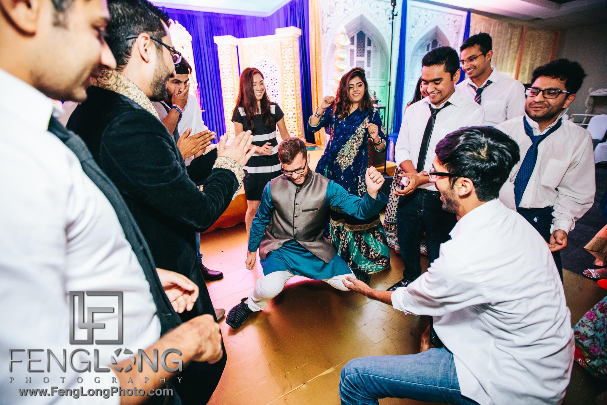 Atlanta Ismaili Indian Wedding Al-Noor Banquet Hall