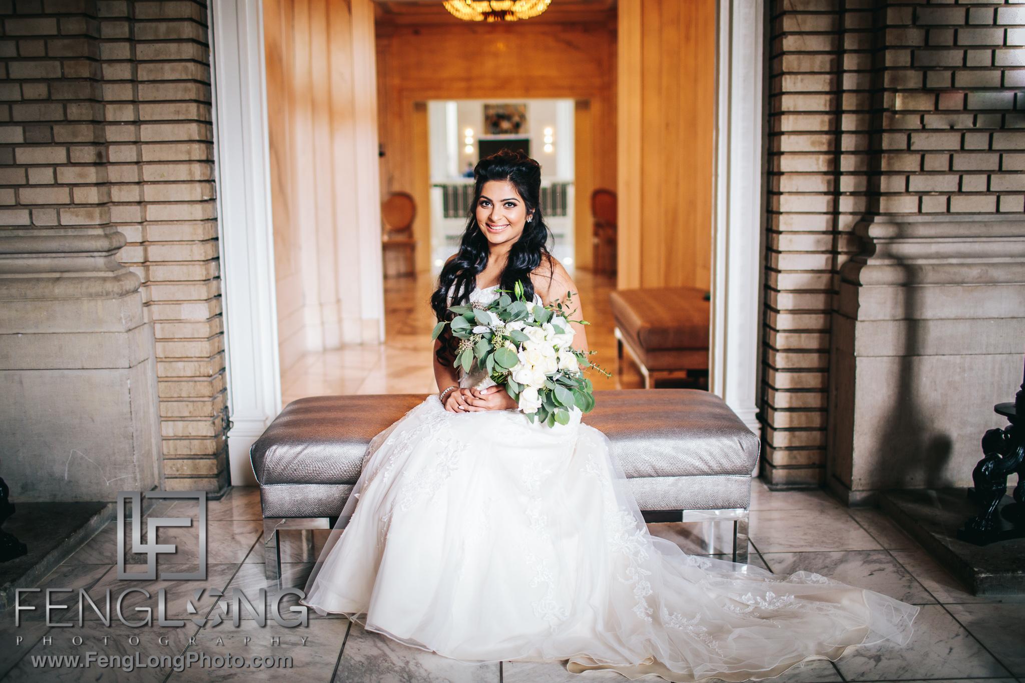 Atlanta Ismaili Indian Wedding at Georgian Terrace Hotel