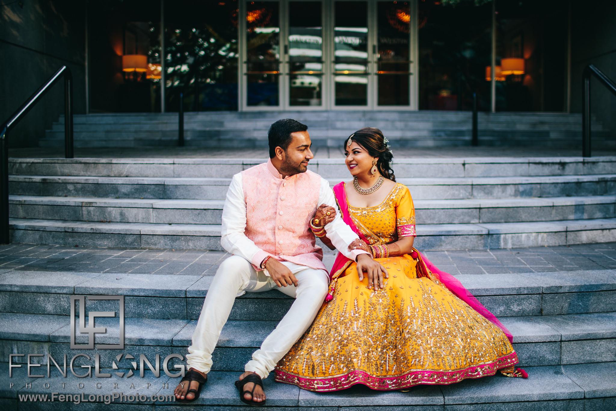 Indian Wedding at Westin Perimeter Atlanta