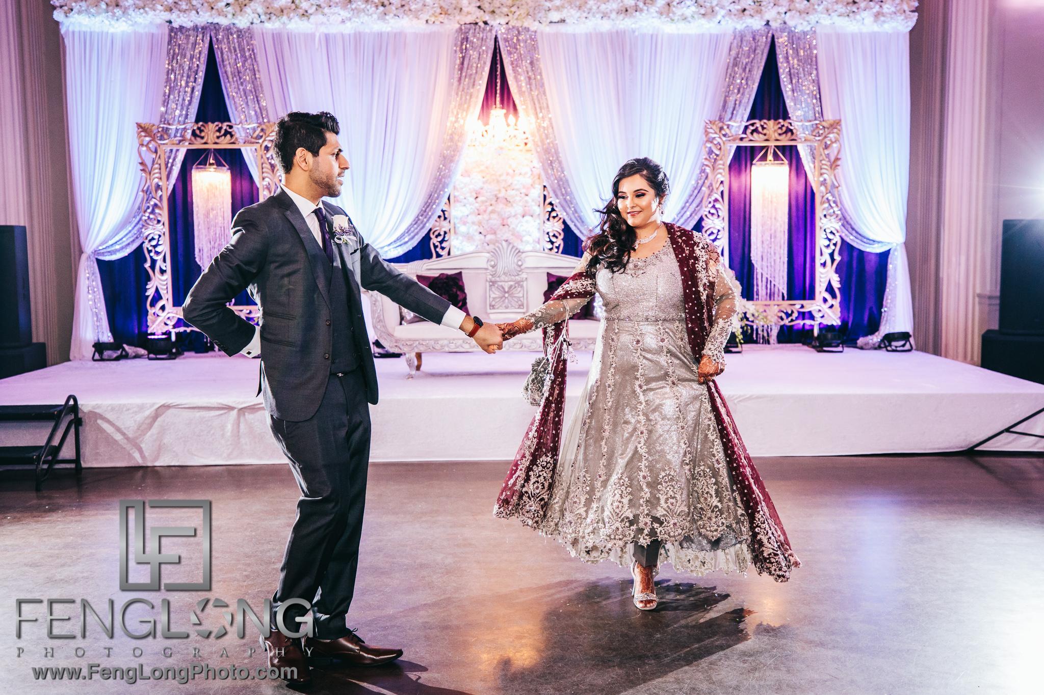 Nida Adnan Atlanta Pakistani Wedding at Biltmore Ballrooms & Opal Event Hall
