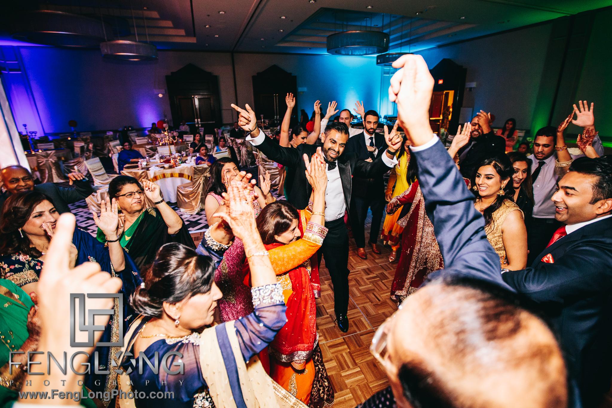 Saima Asif Pakistani Wedding at Hilton Atlanta Northeast
